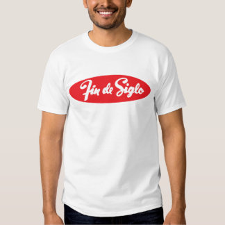 Fin de Siglo T-Shirt Remera