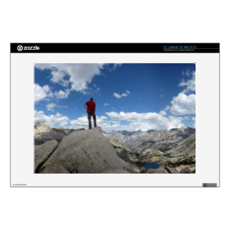 Fin Dome Panorama - John Muir Trail Skins For Laptops