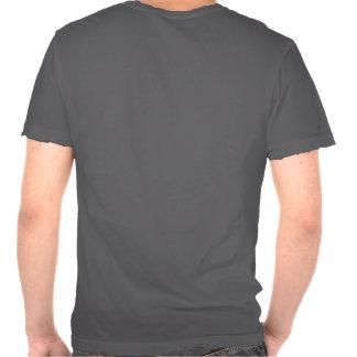 Fin Fan Dark Destroyed T-Shirt