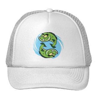 Fin Fang Mesh Hats