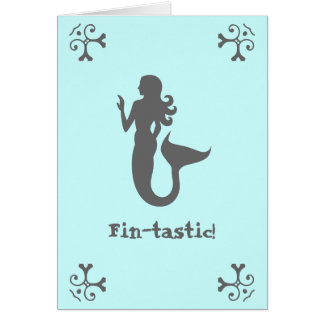Fin-tastic! Card