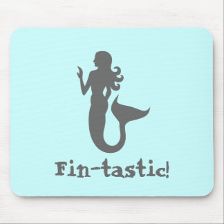 Fin-tastic! Mouse Mats