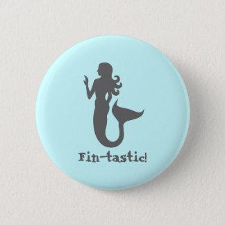 Fin-tastic! Pinback Button