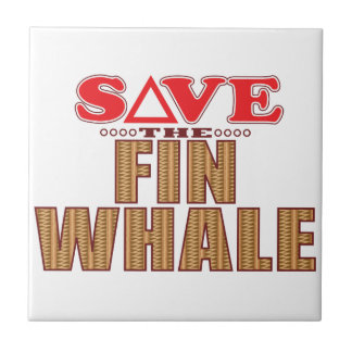 Fin Whale Save Tile