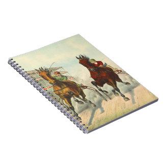 Final 1893 de la foto spiral notebook