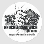 Final[3], myspace.com/knucklesandwichfw sticker