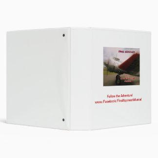 Final Approach: The Amelia Earhart Musical binder1 Binder