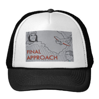 Final Approach: The Amelia Earhart Musical hat1 Trucker Hat