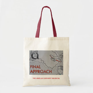 Final Approach: The Amelia Earhart Musical tote