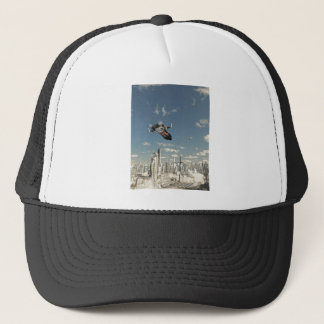 Final Approach Trucker Hat