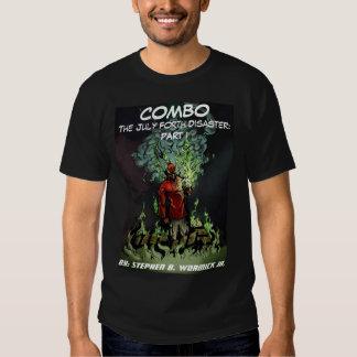 Final Art,             COMBO, The July Forth Di... Tee Shirt