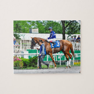Final Chapter - Fager Stable Jigsaw Puzzle