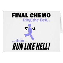 Final Chemo Run Like Hell - Stomach Cancer