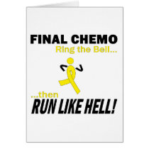 Final Chemo Run Like Hell - Testicular Cancer