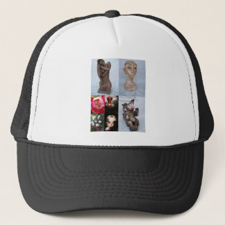 FINAL collage Trucker Hat