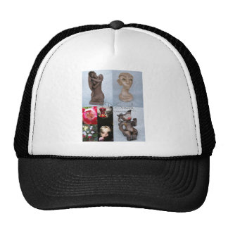 FINAL collage Trucker Hat