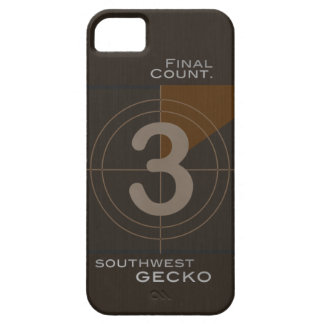 Final Count Logo iPhone Case iPhone 5 Cover