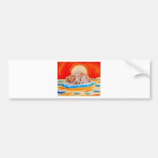 Final Days Bumper Sticker