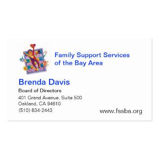 FINAL de Brenda Davis Tarjetas De Visita