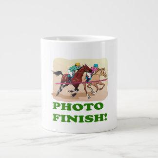 Final de la foto taza grande
