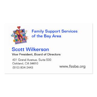 FINAL de Scott Wilkerson Plantilla De Tarjeta De Visita
