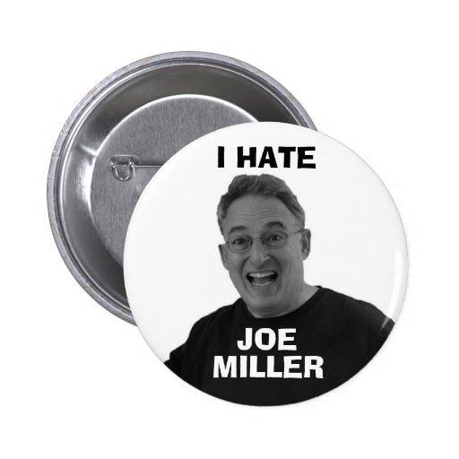 Final del perno de Joe Miller Pin