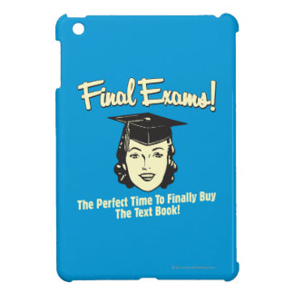 Final Exams: Finally Buy the Text Book Case For The iPad Mini