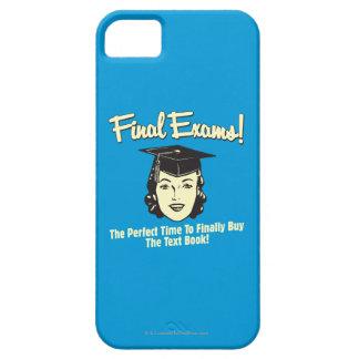 Final Exams: Finally Buy the Text Book iPhone SE/5/5s Case
