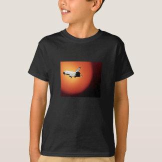 Final Flight Nasa Space Shuttle Program T-Shirt