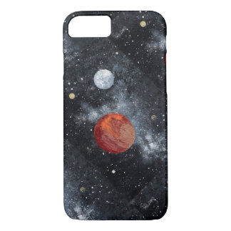 FINAL FRONTIERS (space design 2) ~ iPhone 8/7 Case