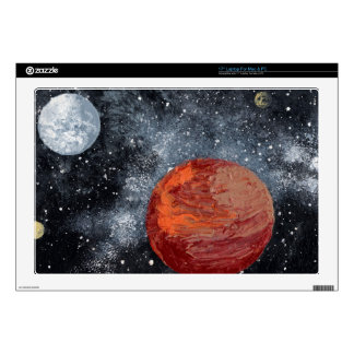 FINAL FRONTIERS (space design 2) ~ Laptop Skins