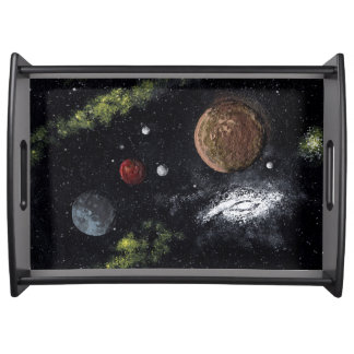 Final Frontiers (space design 2) ~ Service Tray