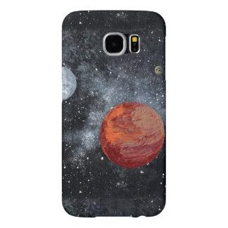 FINAL FRONTIERS (space design 2) ~ Samsung Galaxy S6 Case