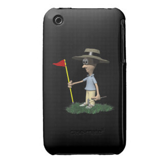 Final Hole iPhone 3 Cases