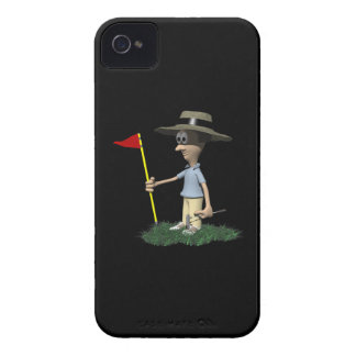 Final Hole iPhone 4 Case-Mate Cases