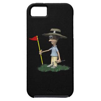 Final Hole iPhone 5 Case