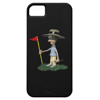 Final Hole iPhone 5 Cases