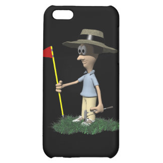 Final Hole iPhone 5C Cases