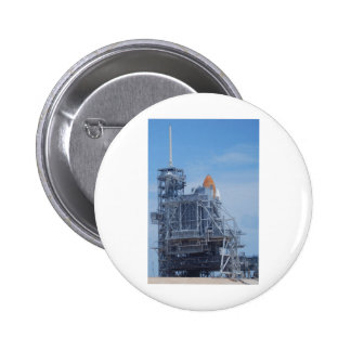 Final Launch of Atlantis Pinback Buttons