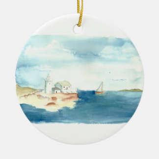 Final Lighthouse Christmas Ornaments