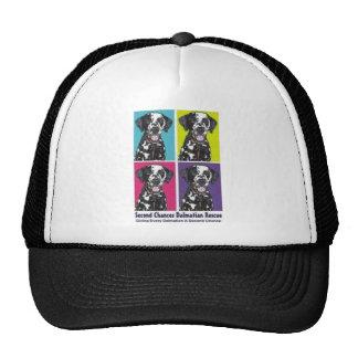 Final logo small trucker hat