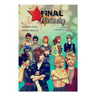 Final Melody POSTER