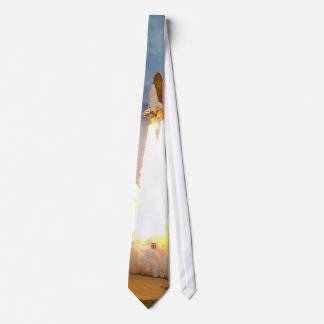 Final Mission Launch of the Space Shuttle Neck Tie
