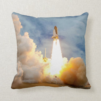 Final Mission Launch of the Space Shuttle Pillow