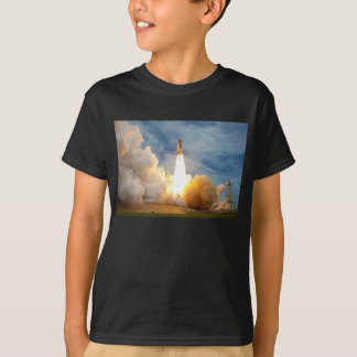 Final Mission Launch of the Space Shuttle T-Shirt