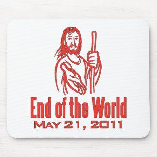 Final mundo del 21 de mayo de 2011 alfombrilla de ratones