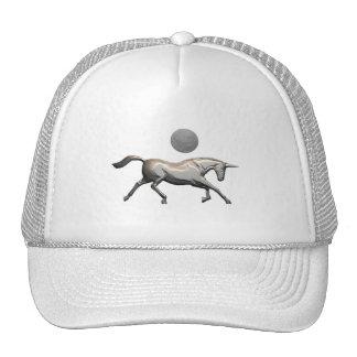 Final Myth Unicorn Trucker Hat