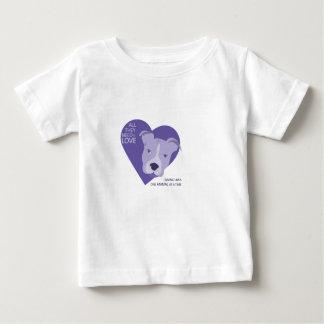 final Rescue Logo purple Baby T-Shirt