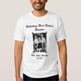 final---ricci reunion T-Shirt