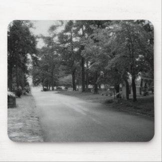 Final Ride Mouse Pad